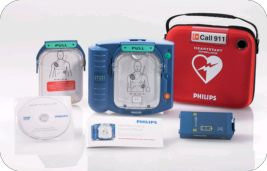 Défibrillateur HeartStart OnSite (version kit)