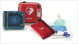 Défibrillateur HeartStart FRX (version kit)